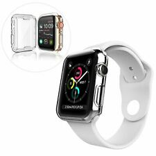 TPU Gel Case for Apple Watch Clock responsive Touch Full Screen Protection