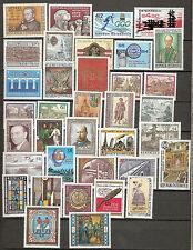 Österreich 1984 Kompletter Jahrgang Postfrisch ** MNH
