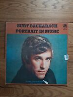 Burt Bacharach ‎Portrait In Music A&M AMLS 2010 Vinyl, LP, Compilation, Repress