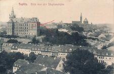 Nr.13968 PK Teplitz Teplice  1911 Böhmen Tschechien