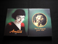 Amelie (Full Slip) Novamedia Blu-ray [Sealed + Mint] *Not Steelbook