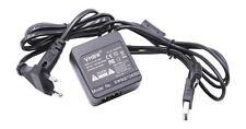 Kamera Netzteil für Casio Exilim EX-ZR200, EX-ZR800, EX-ZS12, EX-ZS20