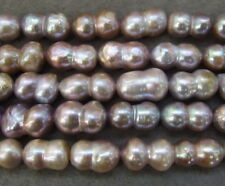 5strds 7x11mm Grey Shell Pearl Jewelry Beads Beads & Jewelry Making