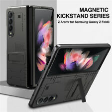 For Samsung Galaxy Z Fold 2 Fold Z 3 Full Protective Kickstand Rugged Case Cover