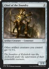 x4 Chief of the Foundry MTG Commander 2018 M/NM, English
