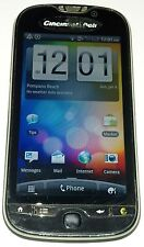 HTC Panache 4GB Black (Cincinnati Bell) Smartphone Good Condition