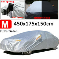 Heavy Duty Waterproof Full Car Cover Outdoor Rain Snow Dust Scratch Protector AU
