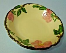 "Franciscan DESERT ROSE Desert/Side Dish 5 1/4"" Diameter Made In USA"