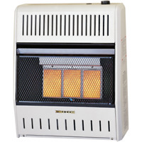 ProCom MN180TPA Natural Gas Ventless Plaque Heater - 18,000 BTU