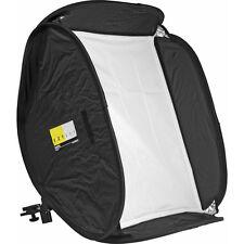 Lastolite Ezybox Hot Shoe Softbox Kit 60x 60cm (54x54cm) 61x61cm Mfr Ll LS2460