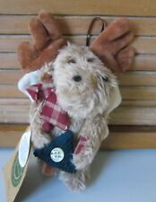 Boyds Vintage Moose Ornament-Mercer