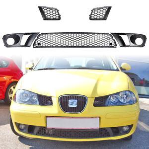 Seat Ibiza Cordoba 6L ab 2002 Umrüstset auf FR 5x Wabengrill Kühlergrill Gitter