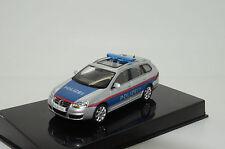 RARE !!! VW Golf Austria Variant Police Polizei Custom Made AutoArt 1/43