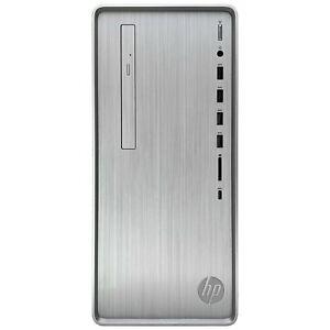 HP Pavilion TP01 Tower Desktop - Intel Core i7, AMD Radeon Graphics, DVD-RW