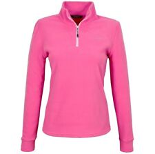 COLMAR Polartec Damen Fleece Pullover Ski Pulli Jacke Rolli Women rosa pink S-XL