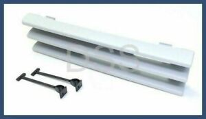 Genuine Mercedes r129 Tow Hook Cover Front Eye Hole Trim Grille 12988000059999