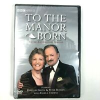 To the Manor Born Silver Anniversary Special DVD Penelope Keith BBC New Sealed