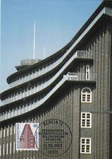 Chilehaus in Hamburg Maxik. Berlin  1988