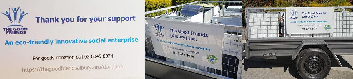 The Good Friends Albury