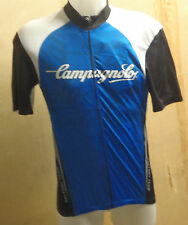 CAMPAGNOLO FACTORY TEAM LOGO CYCLING JERSEY MEDIUM UK P&P FREE