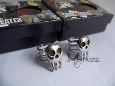 2 Pcs Soul Eater Death The Kid Cosplay Rings Set Perfect Birthday Gift