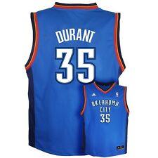 ($50) Oklahoma City Thunder KEVIN DURANT nba ADIDAS Jersey YOUTH KIDS BOYS (xl)