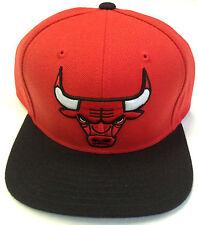 8b34947694a NBA Chicago Bulls Adidas XL LOGO Retro Snapback Cap Hat OSFA NEW Wear 4  Playoffs