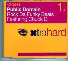 (DM677) Public Domain, Rock Da Funky Beats - 2001 CD