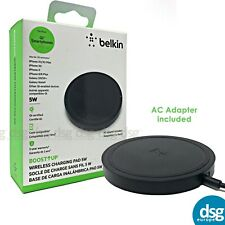Belkin Wireless Charging Pad Qi 5W Charger For iPhone 8 X XS Max Samsung S9 S10