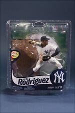 McFarlane MLB Series 29 Alex Rodriguez - New York Yankees pinstriped jersey