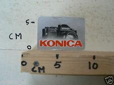 STICKER,DECAL KONICA AUTOREFLEX T3  CAMERA NOT 100 % OK