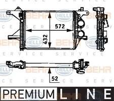 8ML 376 723-781 HELLA Intercooler  charger