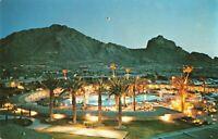 Postcard Mountain Shadows Hotel Scottsdale Arizona