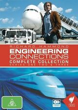 Engineering Connections - Complete Collection (Series 1-3) - 5-DVD Box Set ( Ric