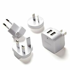 Transformer not required cheero Miracle Charger  USB Can be used in 140 country