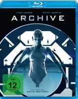 Archive [Blu-ray/NEU/OVP] SciFi-Drama über Leben und Liebe nach dem Tod mit Jung
