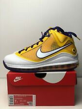 Nike LeBron 7 Media Day (GS) DA3203-500 Size 7.0Y IN HAND READY TO SHIP