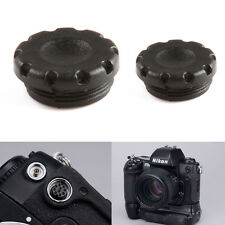 10-Pin Remote Flash Sync Terminal Cap Cover fr Nikon D200 D300 D700 D1 D2 Camera