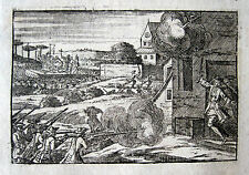 Hugenotten Rolland Pierre Laporte Château Castelnau 1704 Huguenots Camisards