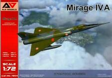 A&A Models 1/72 MIRAGE IVA French Strategic Bomber