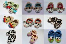 Wholesale Lot 10 Knit Cotton Newborn Baby Child Monkeys Shoes Photo Prop Shoes