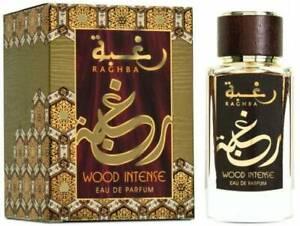 RAGHBA Wood Intense Eau de Parfum - 100 ml  (For Men & Women)