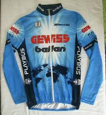 ANCIEN maillot 1995 éQUIPE GEWISS BALLAN BIANCHI TOUR DE FRANCE trikot maglia