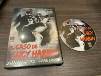 Il Custodia De Lucy Harbin DVD Joan Crawford Diane Baker William Castle