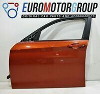 BMW Porta Anteriore Sinistra Finestra Bloccare 1' F20 Valencia Arancione