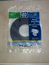 Dometic Bowl Seal Kit for Gravity Flush RV Toilets