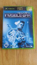 Xbox - Deus Ex: Invisible War - sehr guter Zustand komplett CIB OVP
