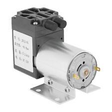 DC12V 5L/min Mini Vakuumpumpe Vacuum Pump Negative Pressure Suction Pump 120kpa