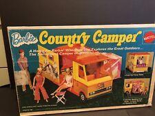 VINTAGE BARBIE COUNTRY CAMPER VEHICLE MATTEL 1970 RV IOB