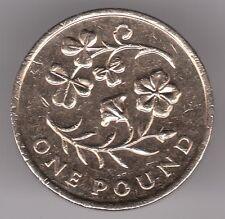United Kingdom 2014 £1 Pound Nickel-Brass Coin - Northern Ireland